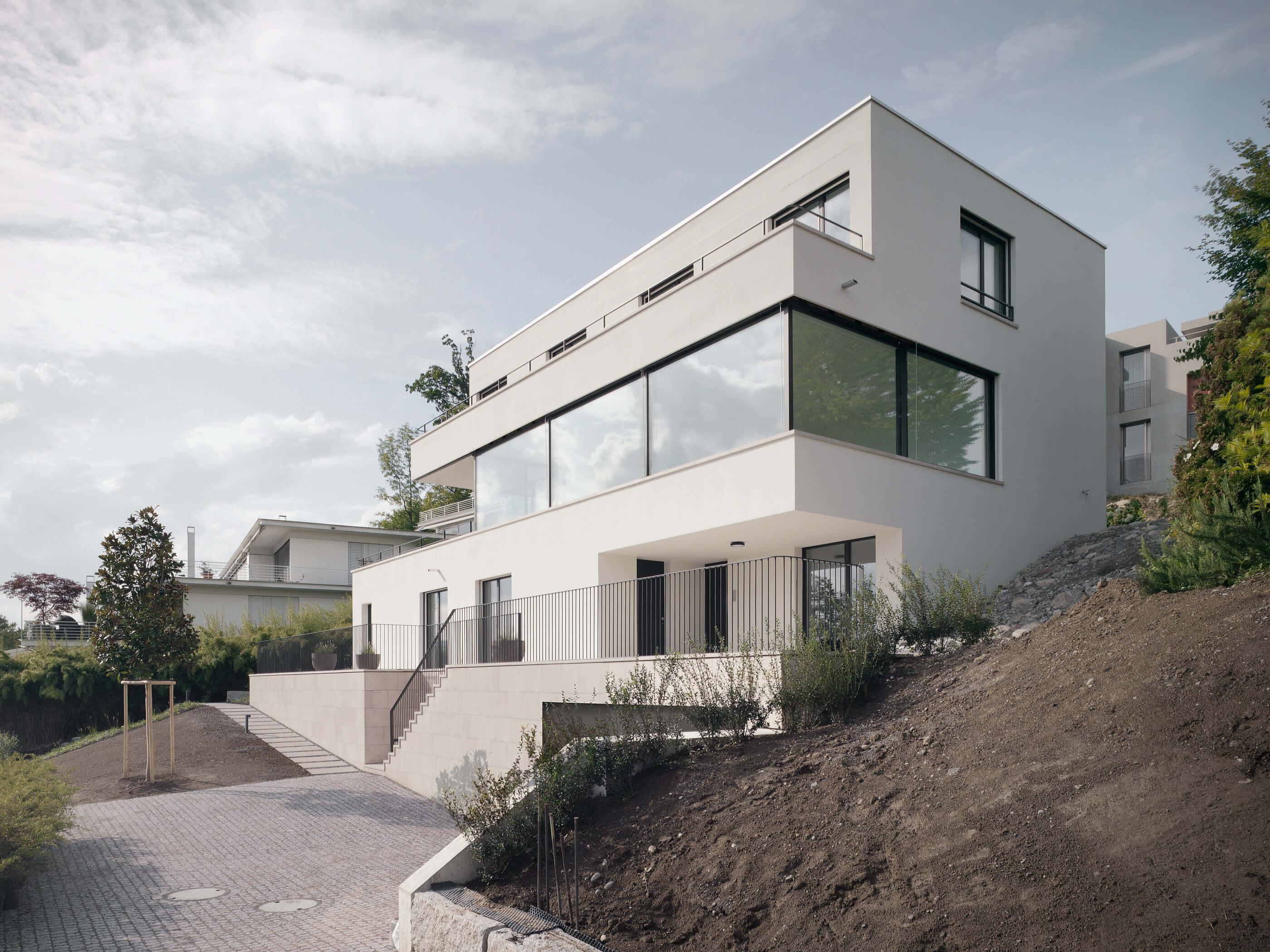 Haus am Hang Obermeilen